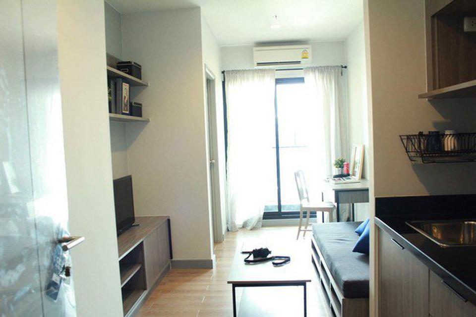 1 bedroom for rent at Chapter One Midtown LP 24 รูปที่ 5