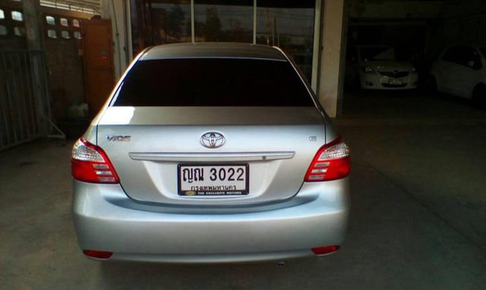 Toyota vios 1.5 Ev ปี2011 รถสวย นางฟ้า มีของแถม รูปที่ 3