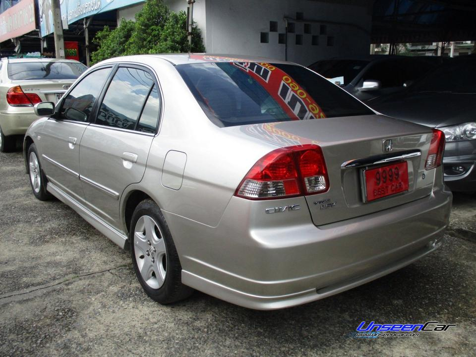 HONDA CIVIC(.BEST CARS AUTO2) รูปที่ 3