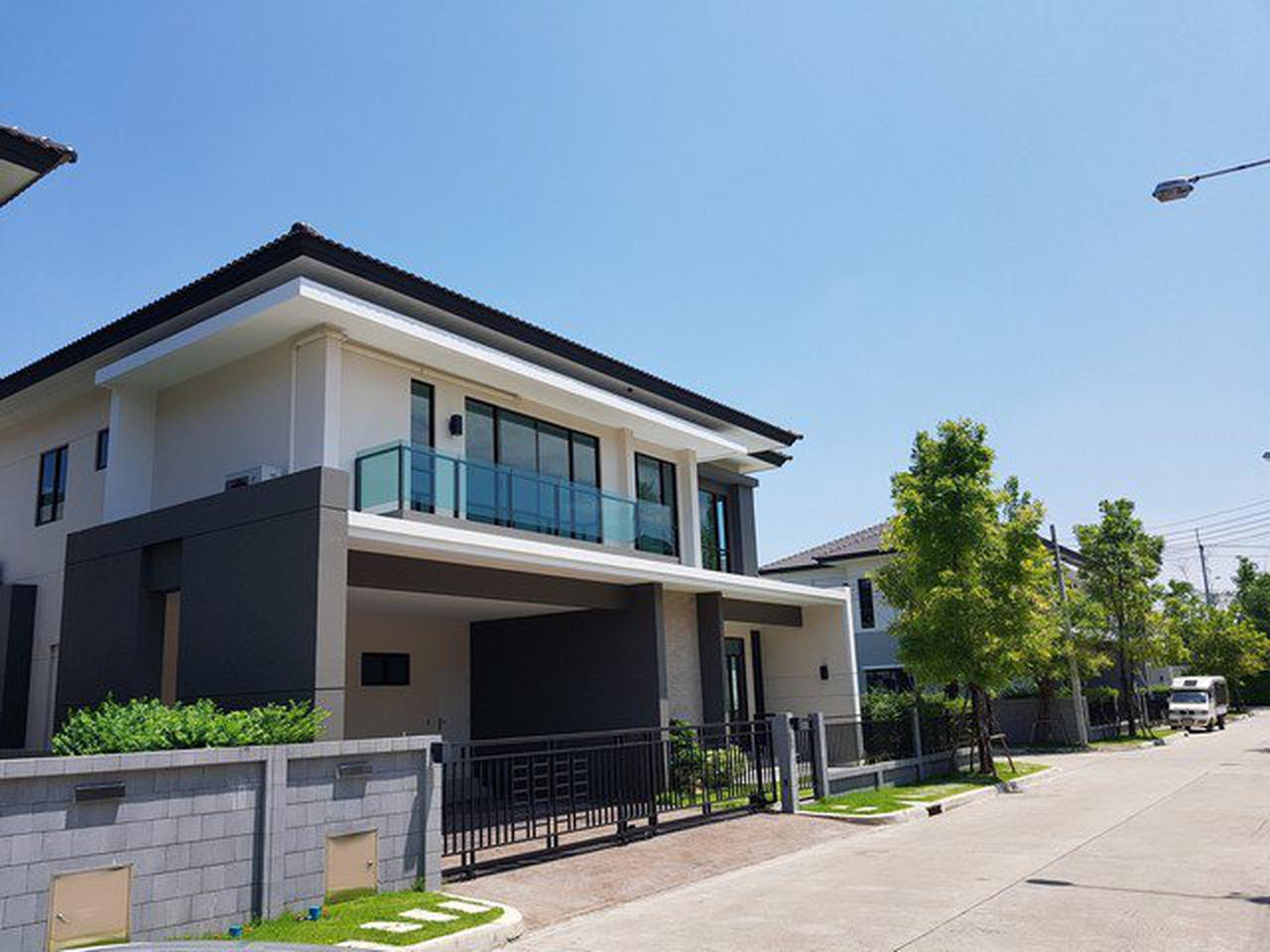 ขายบ้านเดี่ยวThe City Pattanakarn 4 นอน  3 จอด รูปที่ 6