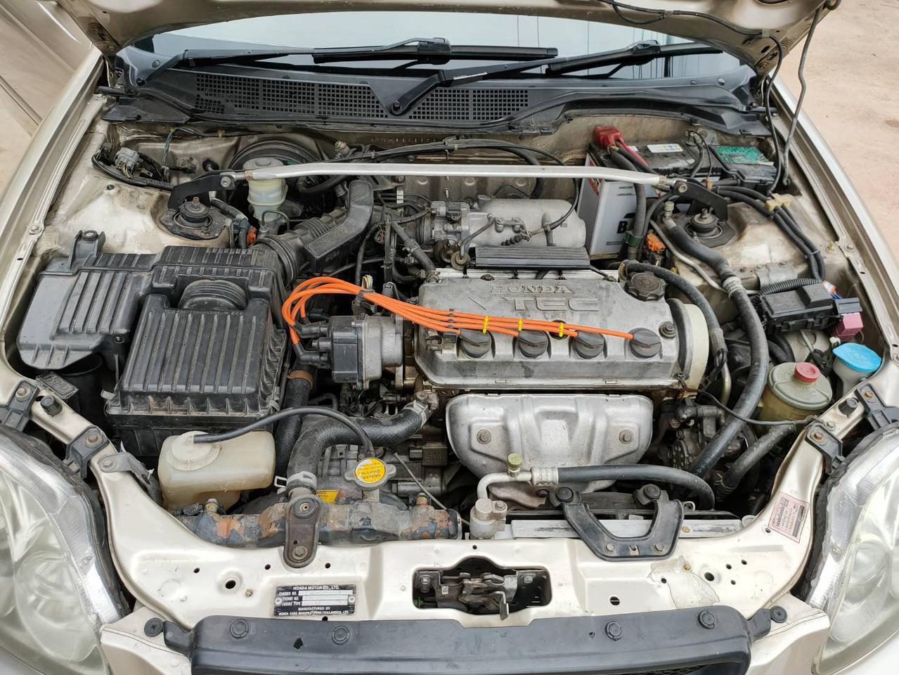 ขายรถเก๋ง Honda civic ตาโตปี 96  จ.พิษณุโลก รูปที่ 3