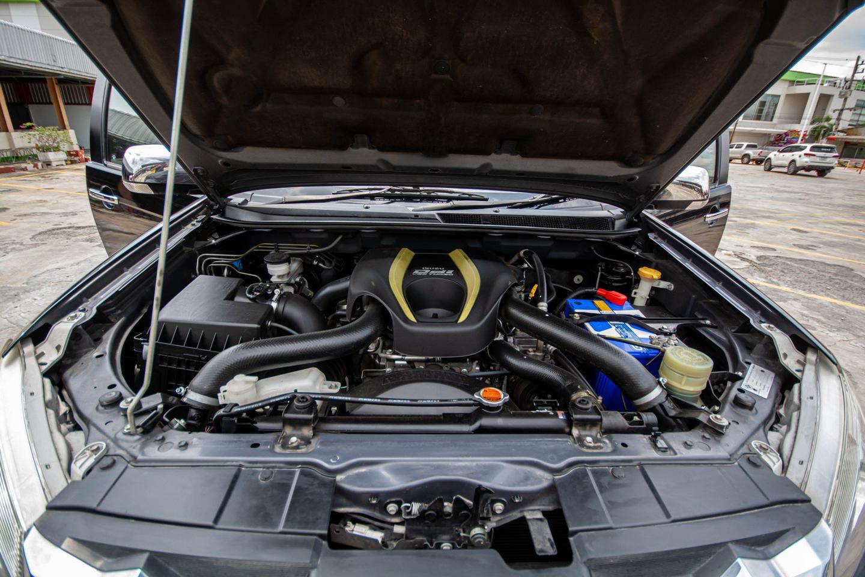 ปี 2016 Isuzu MU-X 3.0 4WD SUV 7 ที่นั่ง (DVD NAVI) ตัวTop รูปที่ 6