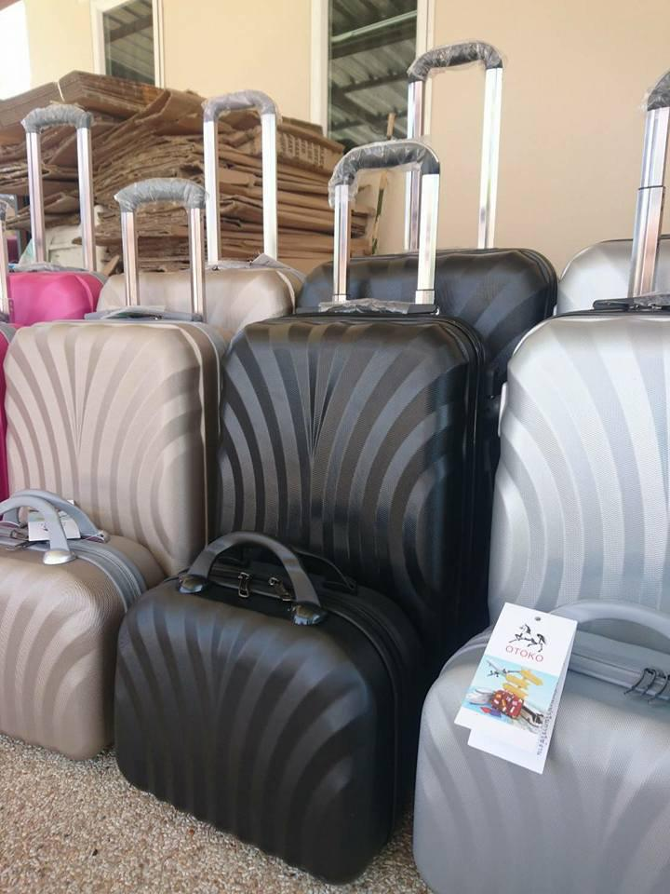 กระเป๋าเดินทาง รุ่น Fiber A รูปที่ 5