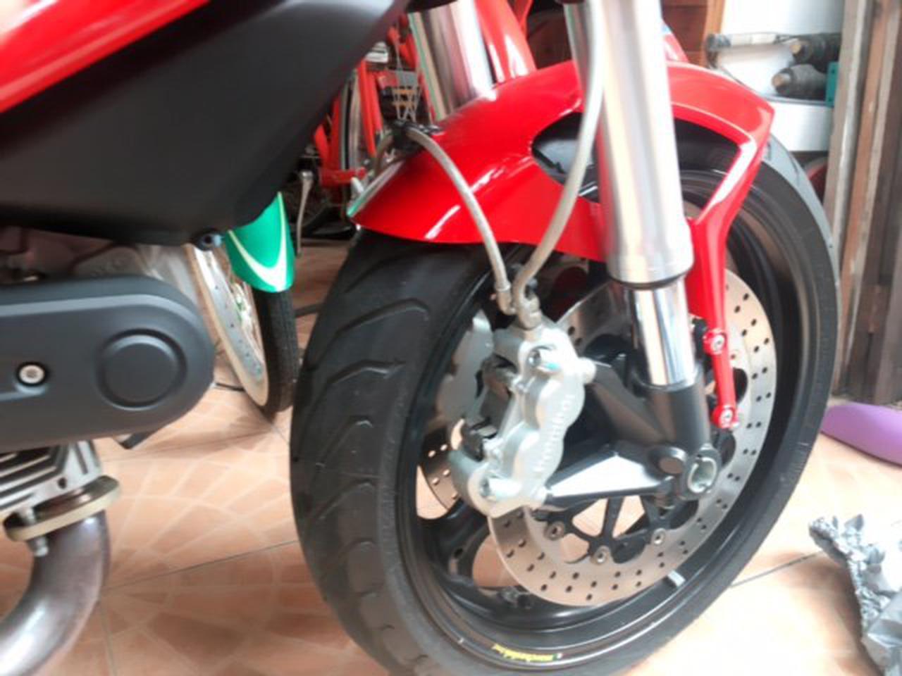 ขายรถ Big Bike ยี่ห้อ Ducati รูปที่ 5