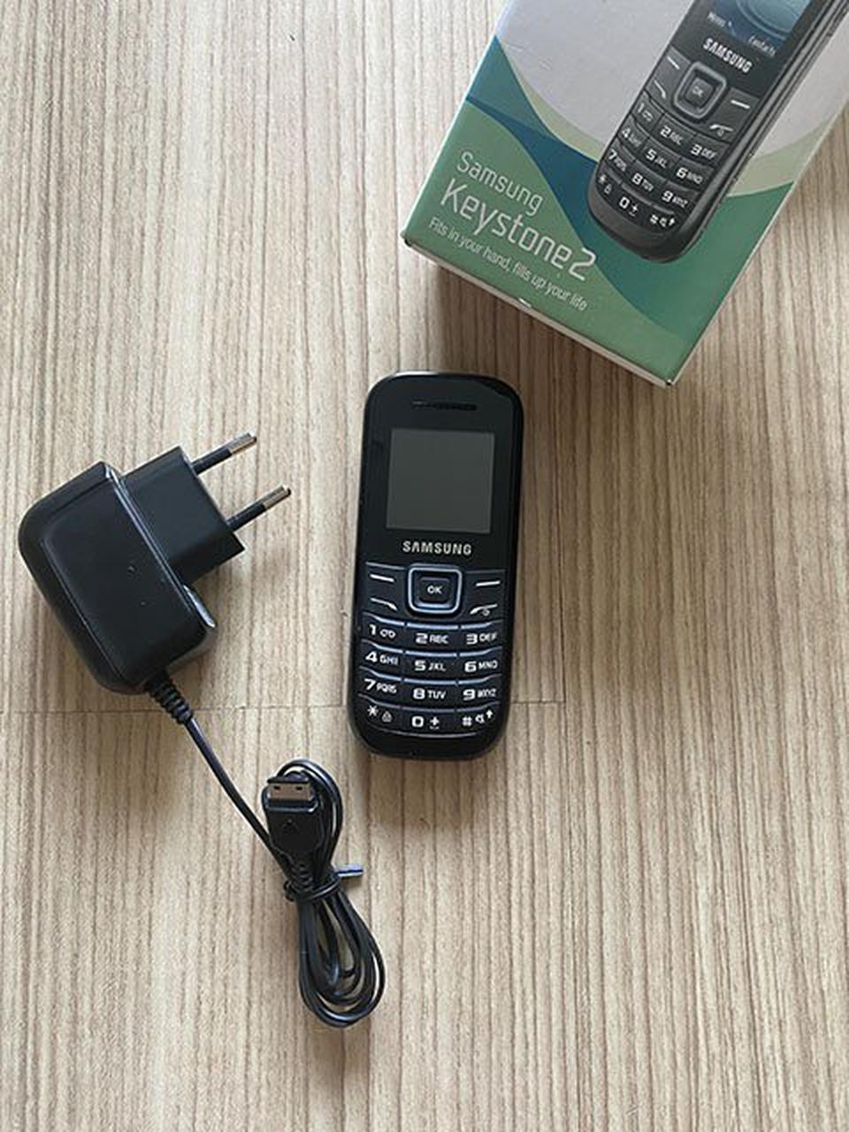โทรศัพท์มือถือ Samsung keystone2 ซัมซุงฮีโร่เเบตอึดอยู่ได้5วัน มือสองสภาพดี ทนทาน เสียงชัด สัญญาณดี รูปที่ 5