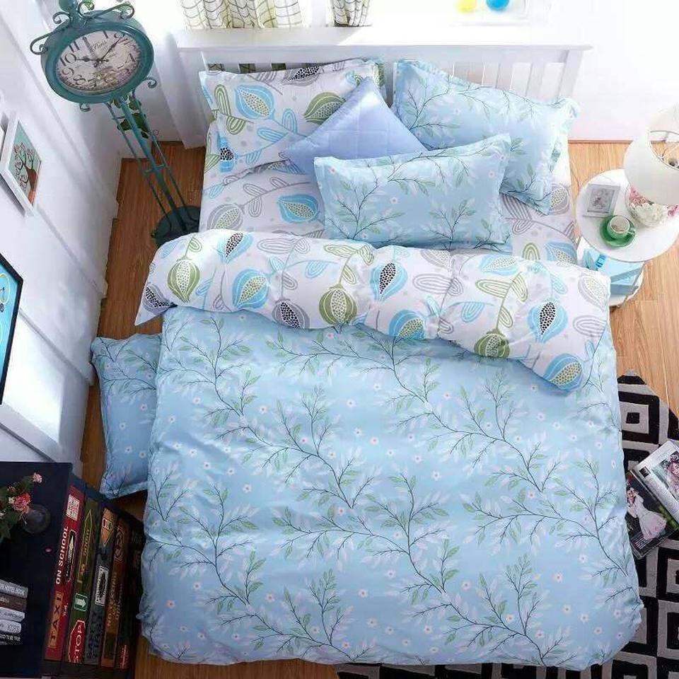 ชุดผ้าปูที่นอนเกรดพรีเมี่ยม ที่คุณจะต้องหลงรัก รูปที่ 6