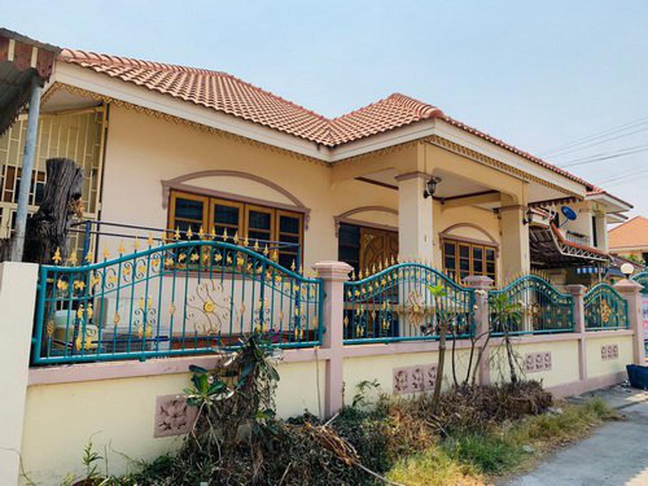 ขายบ้านเดี่ยวชั้นเดียว หมู่บ้านยุคลธร ขนาด 67.1 ตรว หมู่บ้านยุคลธร อ.พระพุทธบาท จ.สระบุรี    รูปที่ 2