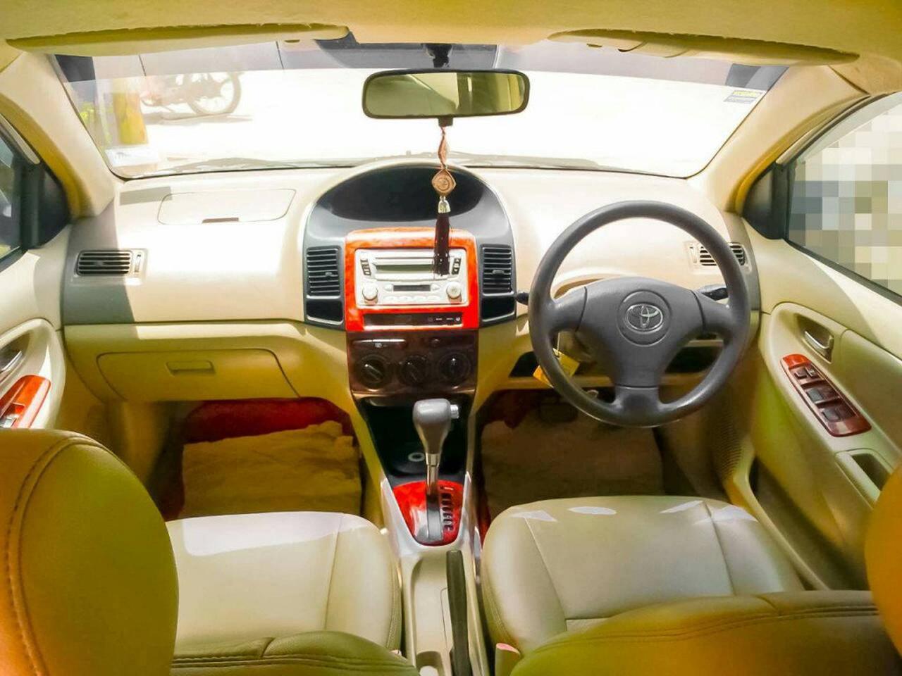 ขายรถรถเก๋ง Toyota Vios รูปที่ 4