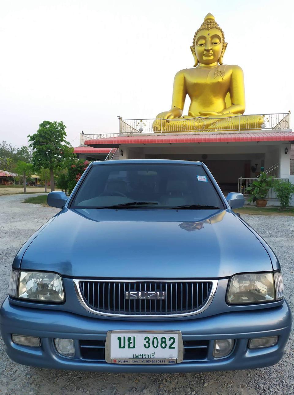 ขายรถบ้านกะบะ อีซูซุดาก้อนสวยๆ รูปที่ 4