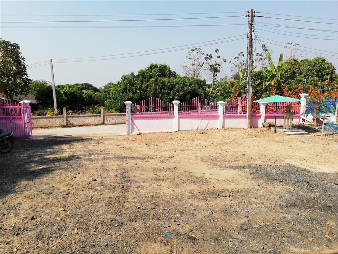SS156ขายบ้านชั้นเดียวพร้อมที่ดิน0-2-09ไร่ติดทางสาธารณประโยชน รูปที่ 1