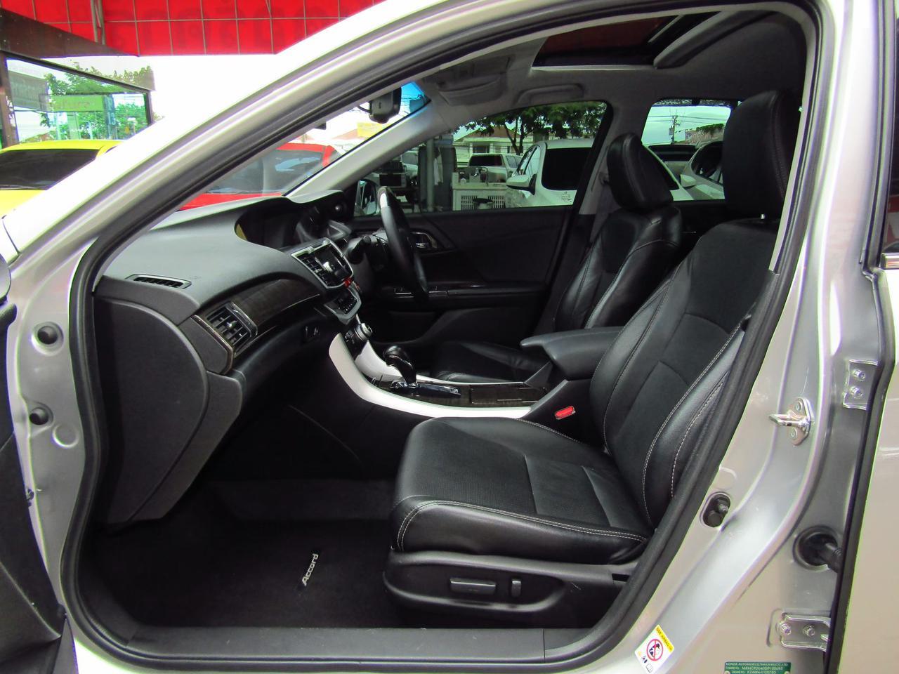 2013 Honda accord 2.4 tech รูปที่ 3
