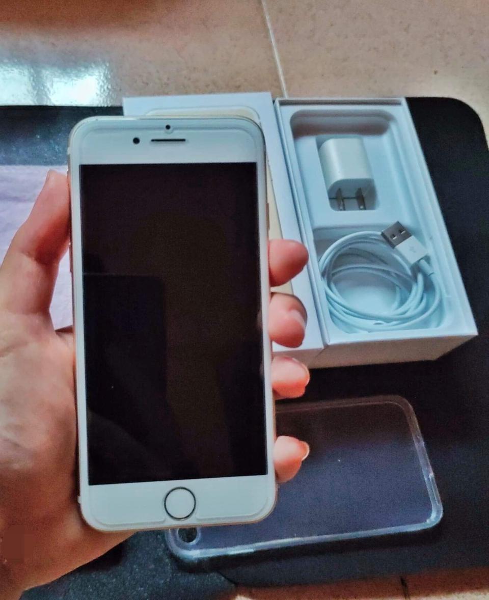 iPhone7 มือสอง 128G สีทอง รูปที่ 2