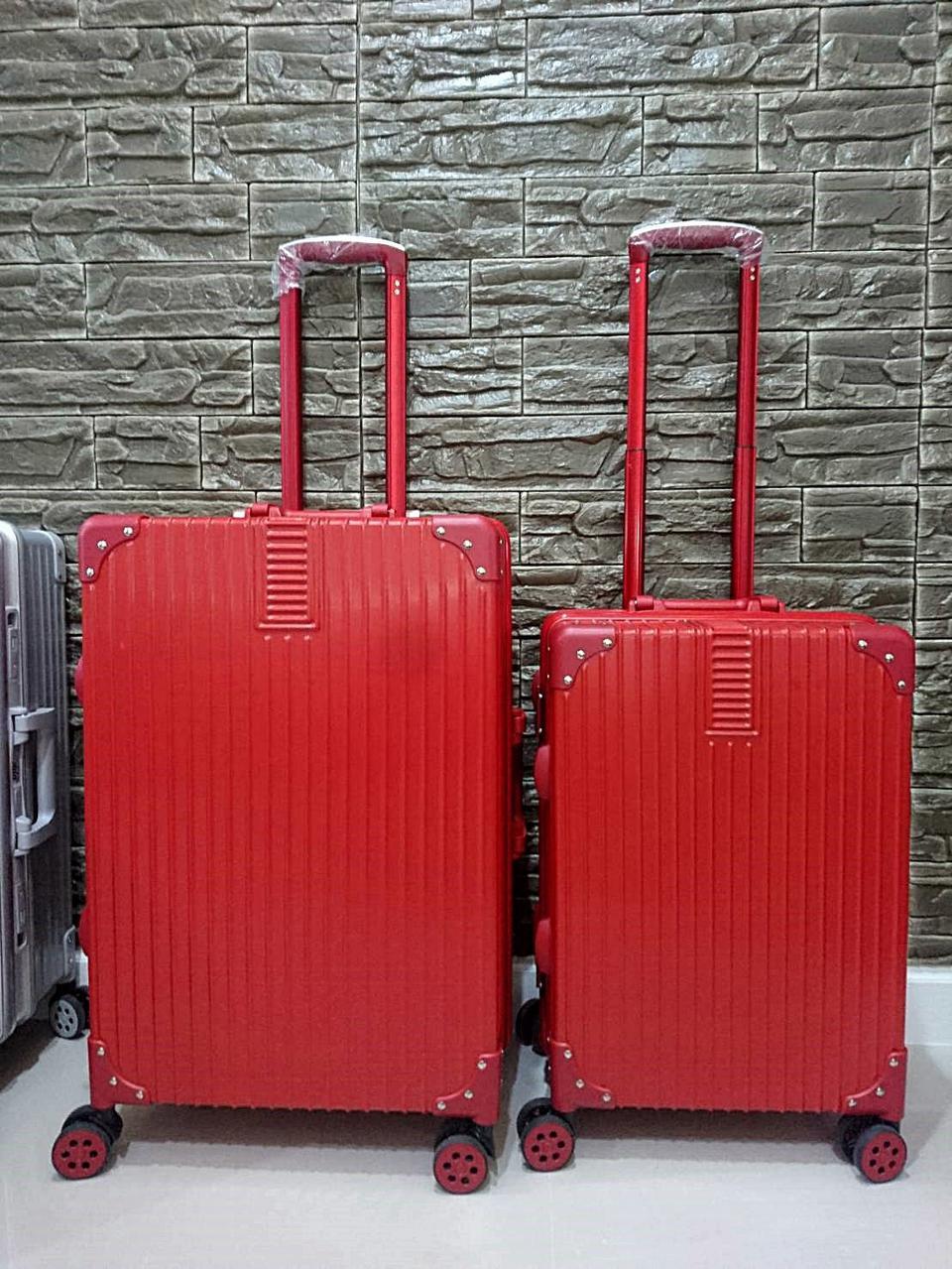 กระเป๋าเดินทาง ขอบอลูมิเนียม รุ่น คัลเลอร์ฟูล รูปที่ 6