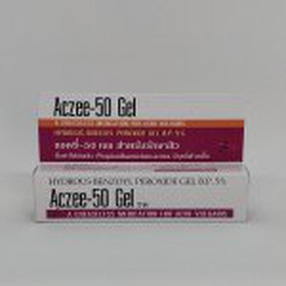 aczee-50 gel 20 gm. รูปที่ 2