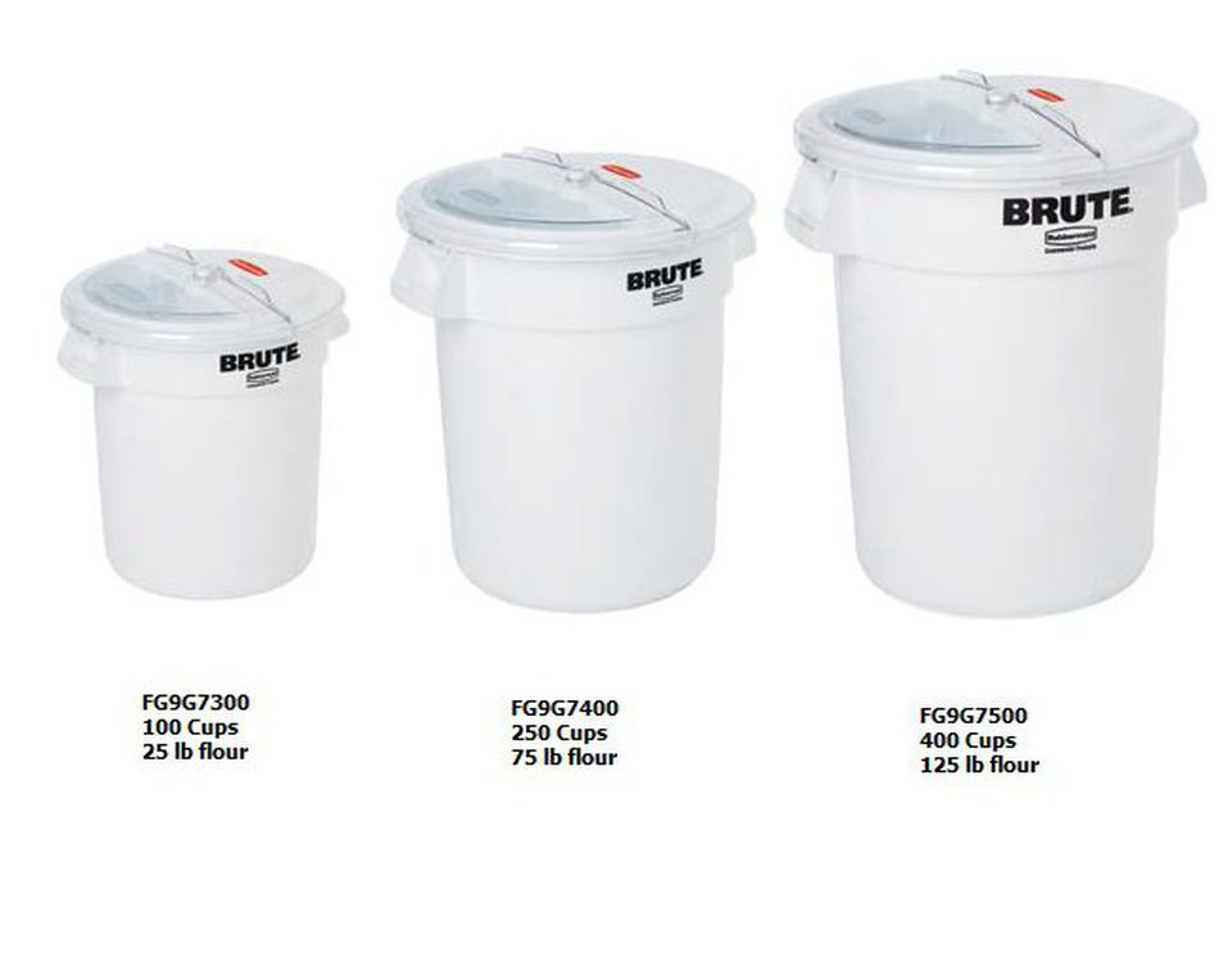 ProSave  Ingredient Container Combos  ถังเก็บวัตถุดิบอาหาร(ถ รูปที่ 2