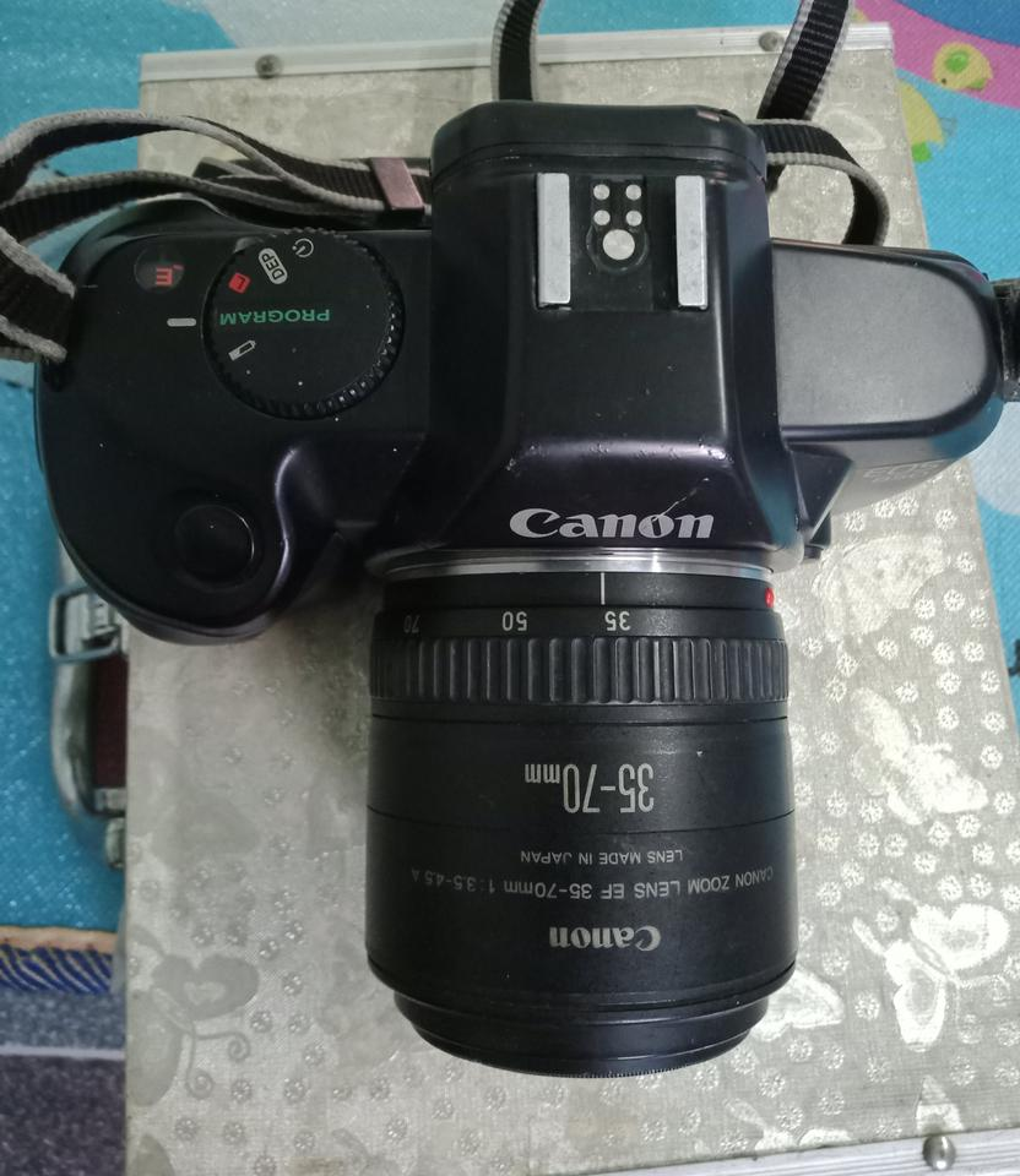 กล้องฟิล์มcanoneos รูปที่ 1