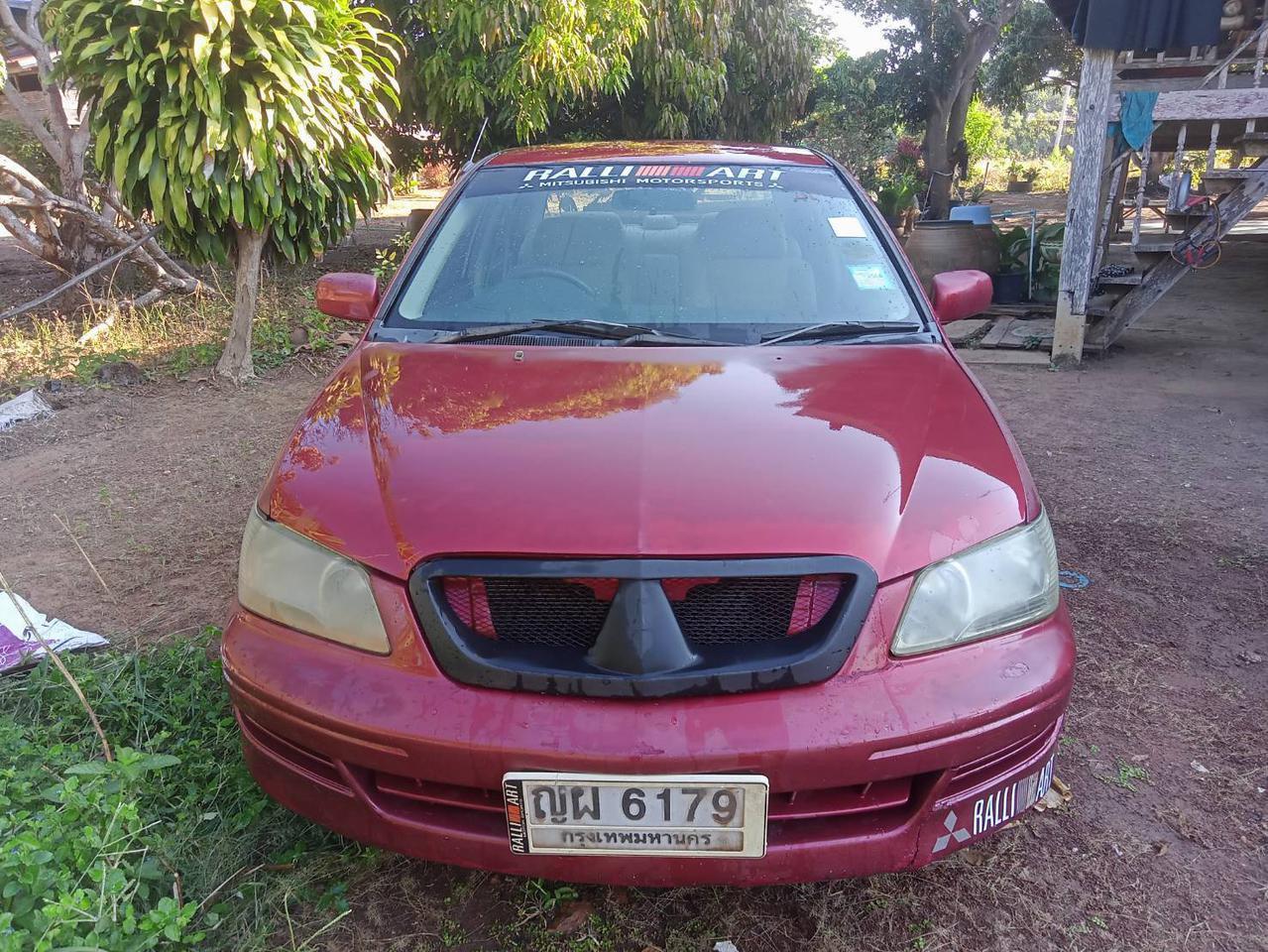 ขออนุญาต admin ขาย Mitsubishi cedia ปี 2003 1.6 auto พร้อมใช้ รถวิ่งดีมาก ระบบไฟฟ้าครบ รูปที่ 3