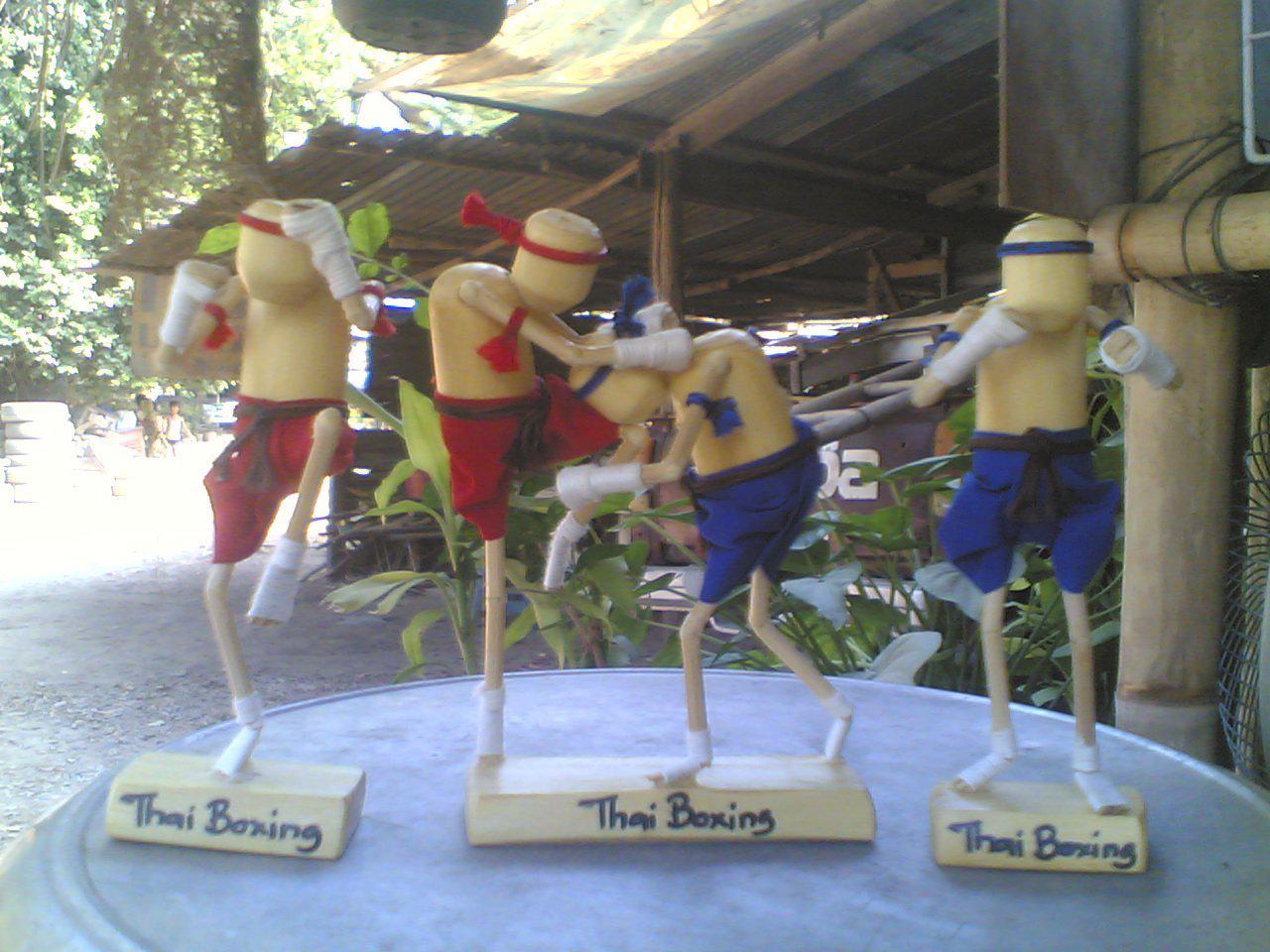 ตุ๊กตามวยไทย รูปที่ 6