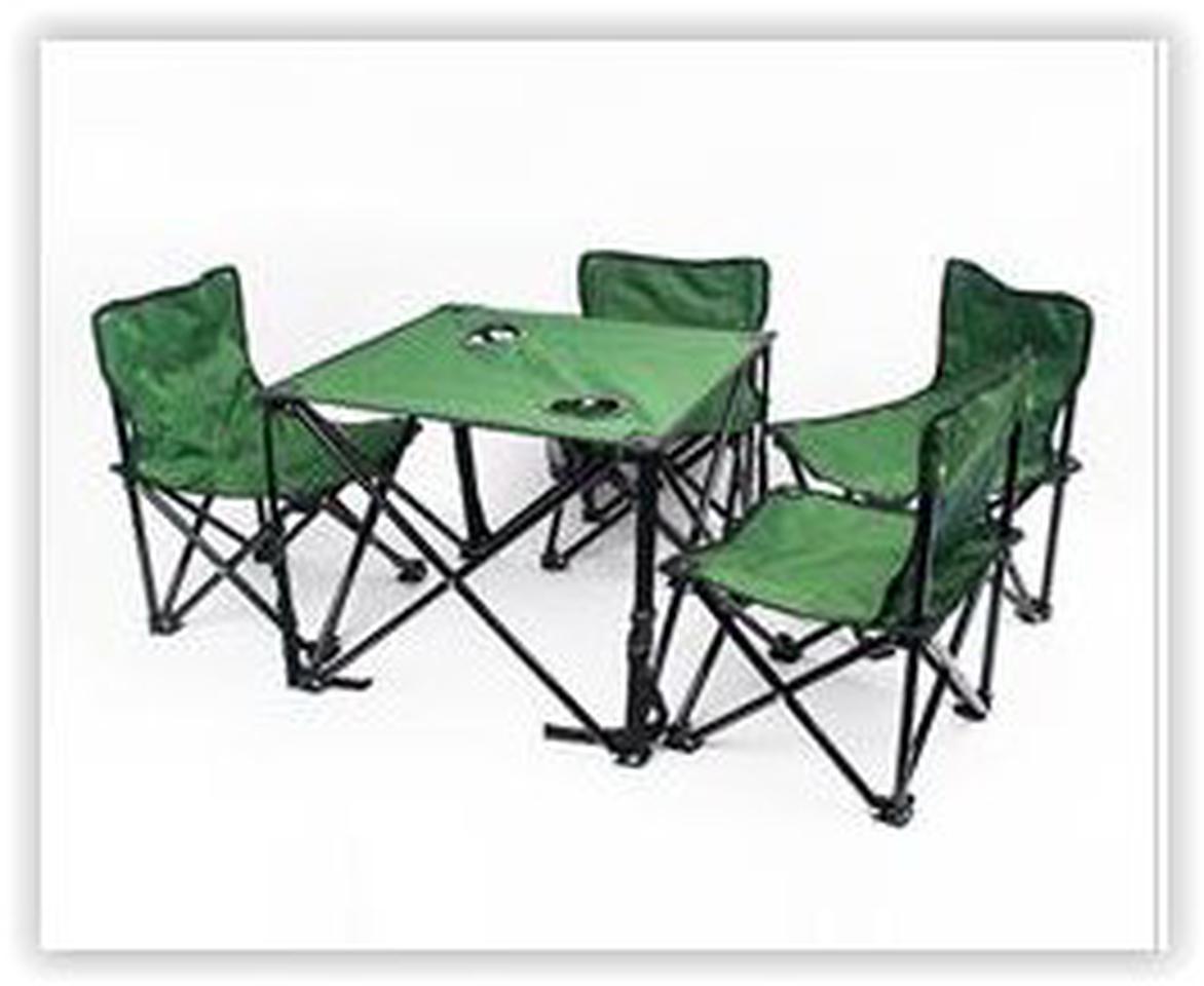 ชุดโต๊ะพับ และเก้าอี้สนาม รูปที่ 1