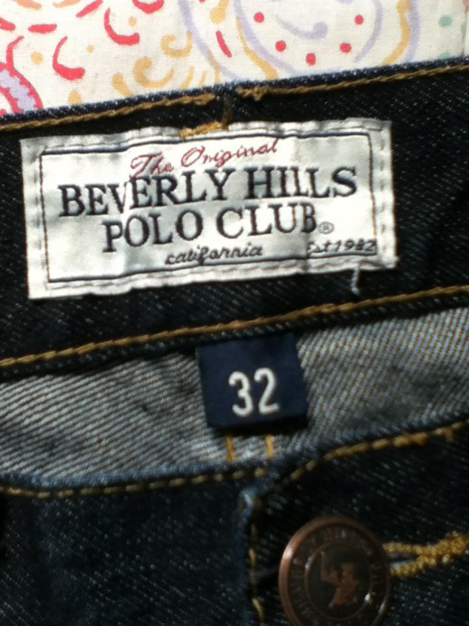 กางเกงยีนส์ทรงกระบอกเล็ก เอว32 รูปที่ 4