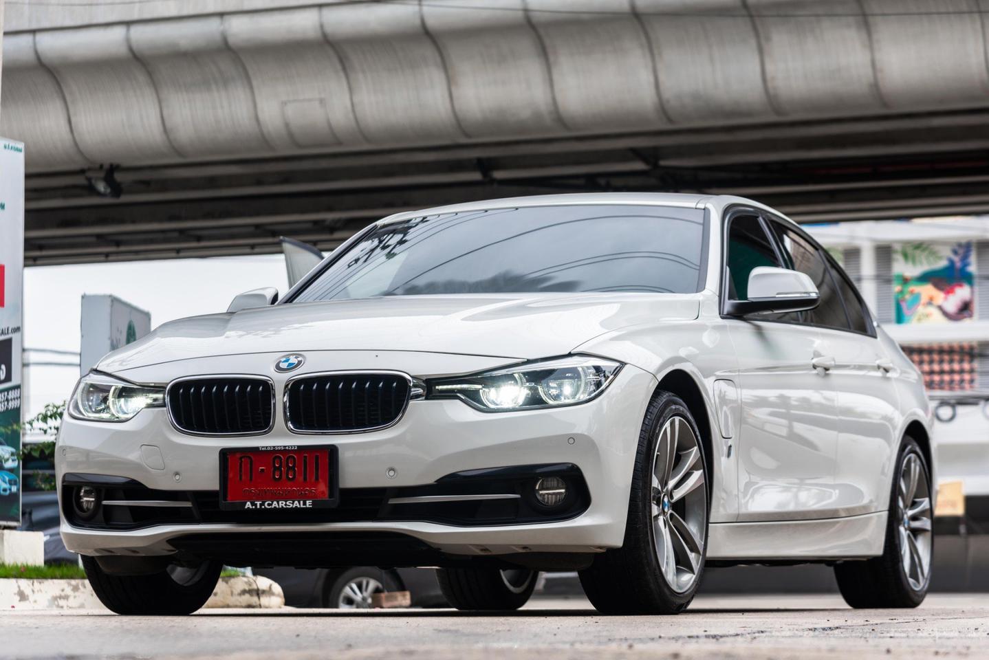 BMW All New Series3(F30) 330e M Sport Plug In Hybrid.2018 รูปที่ 4