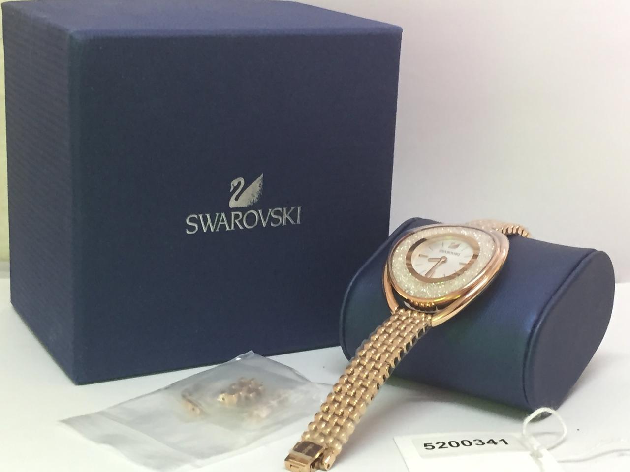 นาฬิกางาน  Swiss brand Swarovski รุ่น  5200341  Crystalline Oval watch รูปที่ 1