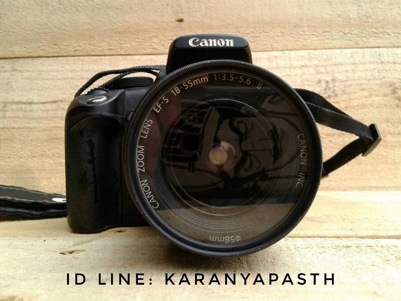 กล้อง canon eos 350d รูปที่ 1