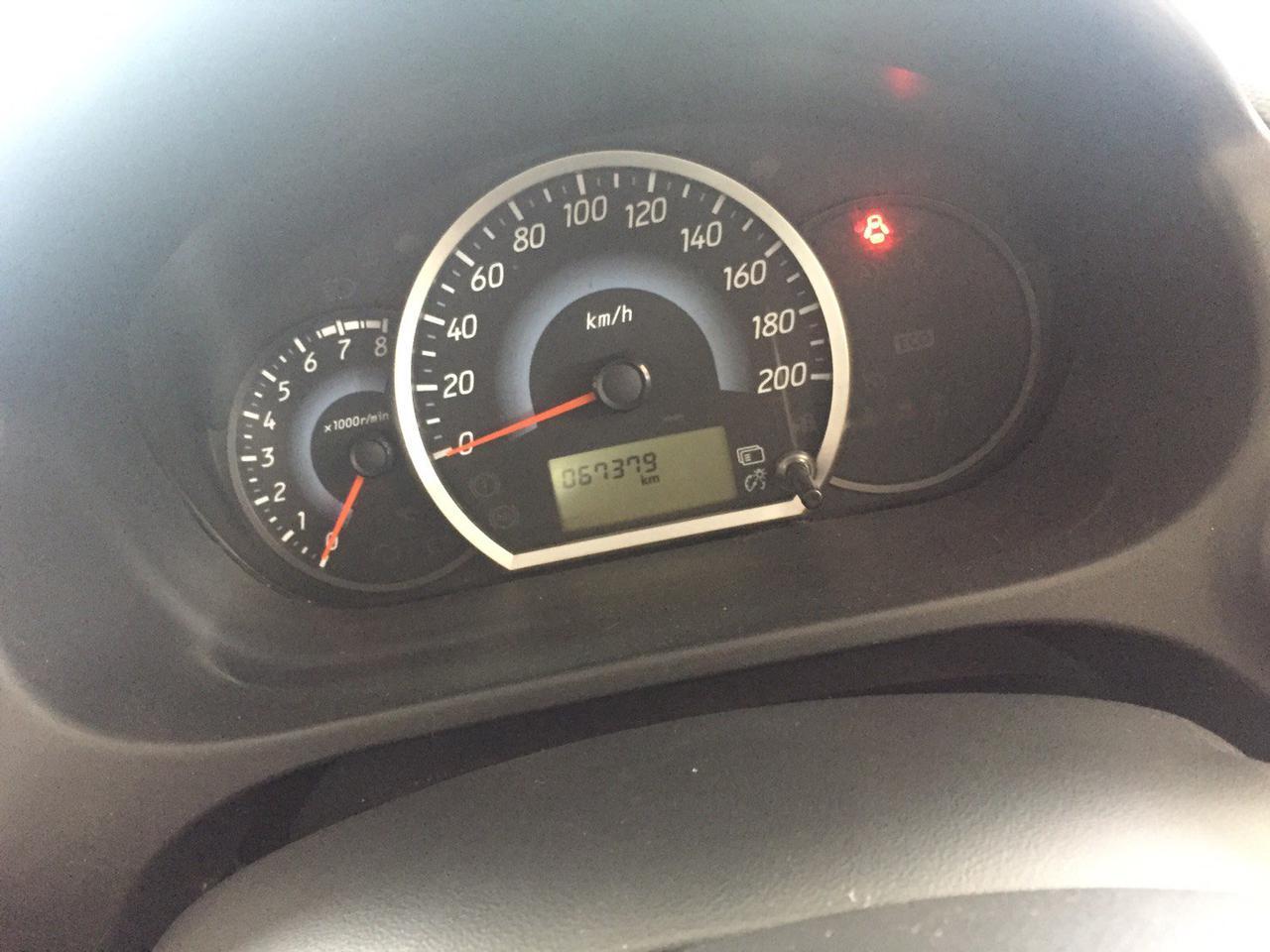 ขายรถรถเก๋ง Mitsubishi Attrage 1.2 GLS Auto จังหวัดอุบลราชธานี รูปที่ 5