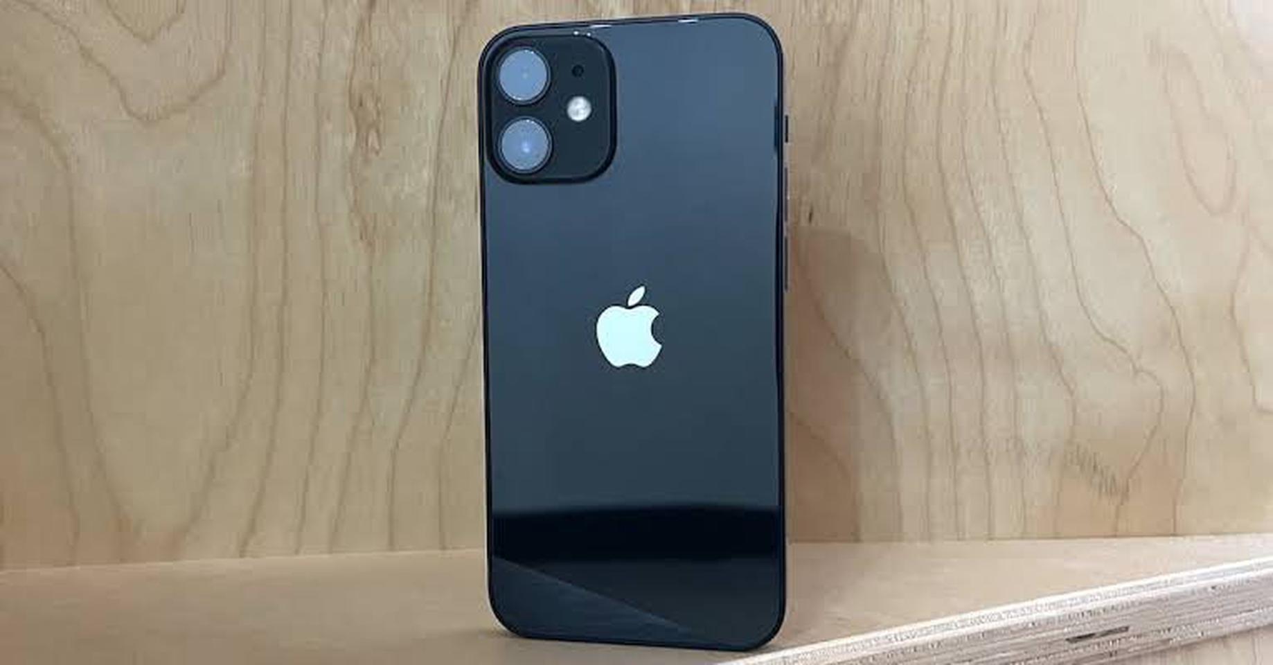 ไอโฟน 12 สีดำ รูปที่ 6