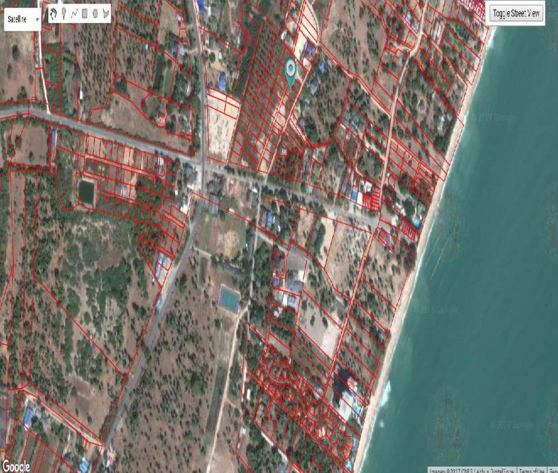 ที่ดินชายทะเล 107 ตรว. บ้านบางเกตุ ซอย2        300 ม.ถึงชายหาด บรรยากาศ สงบ รูปที่ 5