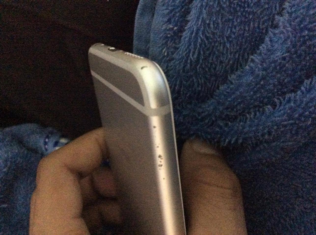iphone6ไอโฟน6 สีขาวสวยๆ รูปที่ 4