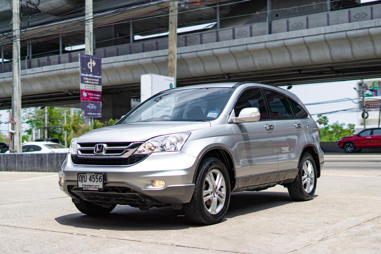 2010 HONDA CRV 2.4 EL 4WD NAVI รูปที่ 1