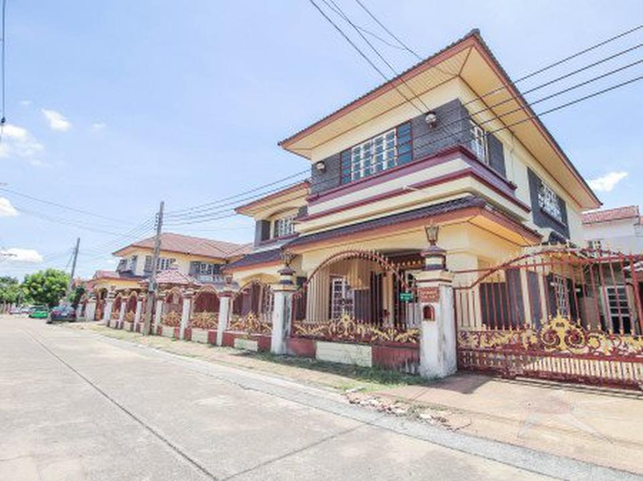 ขาย บ้านเดี่ยว นันทวัน คู้บอน  346 ตร.วา นันทวัน คู้บอน รูปที่ 4