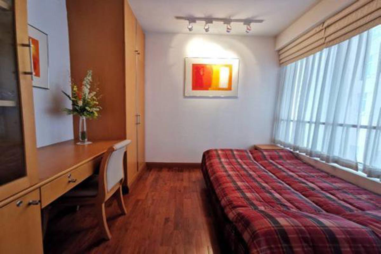 For Rent,bargain price,Langsuan Ville Condo near BTS Ratchadamri 77 sqm 1 bed รูปที่ 2