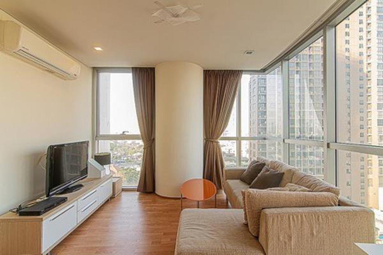For rent Le Luk condominium Sukhumvit  near BTS Phra Khanong 1 bed 55 sqm. รูปที่ 4