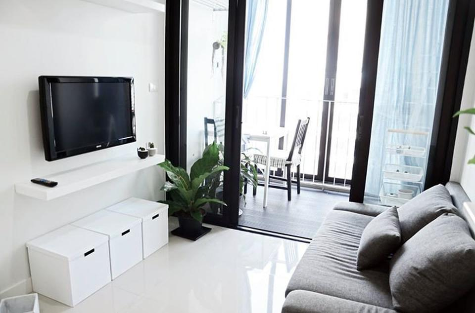 For rent   Ideo Ratchada-Huaikwang รูปที่ 4