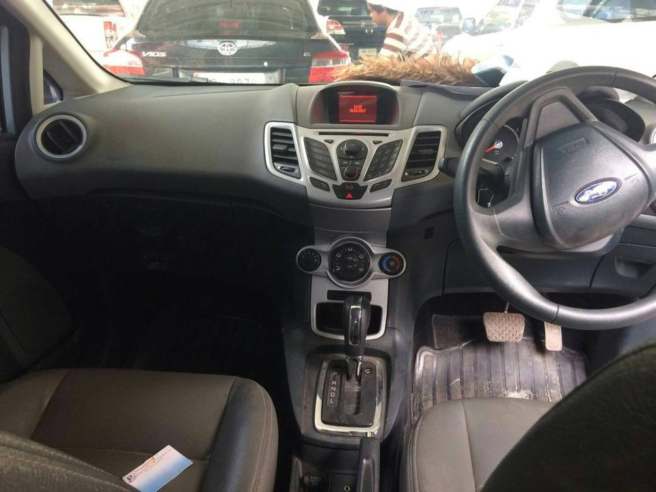 Ford Fiesta(36) รูปที่ 6