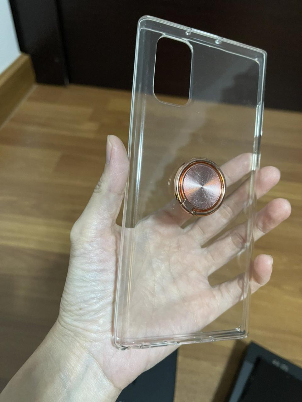 ขาย Samsung Note 10 + AuraBlack สภาพสวยมาก ของแท้ อุปกรณ์ครบยกกล่อง รูปที่ 5