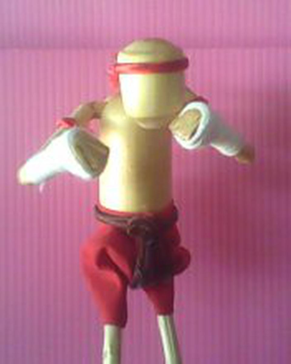 ตุ๊กตามวยไทย รูปที่ 4