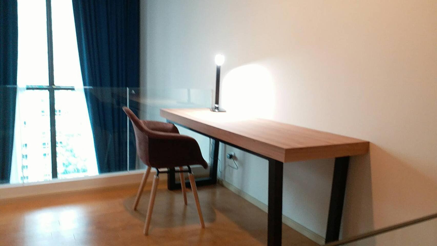For rent  villa asoke (Duplex)  รูปที่ 6