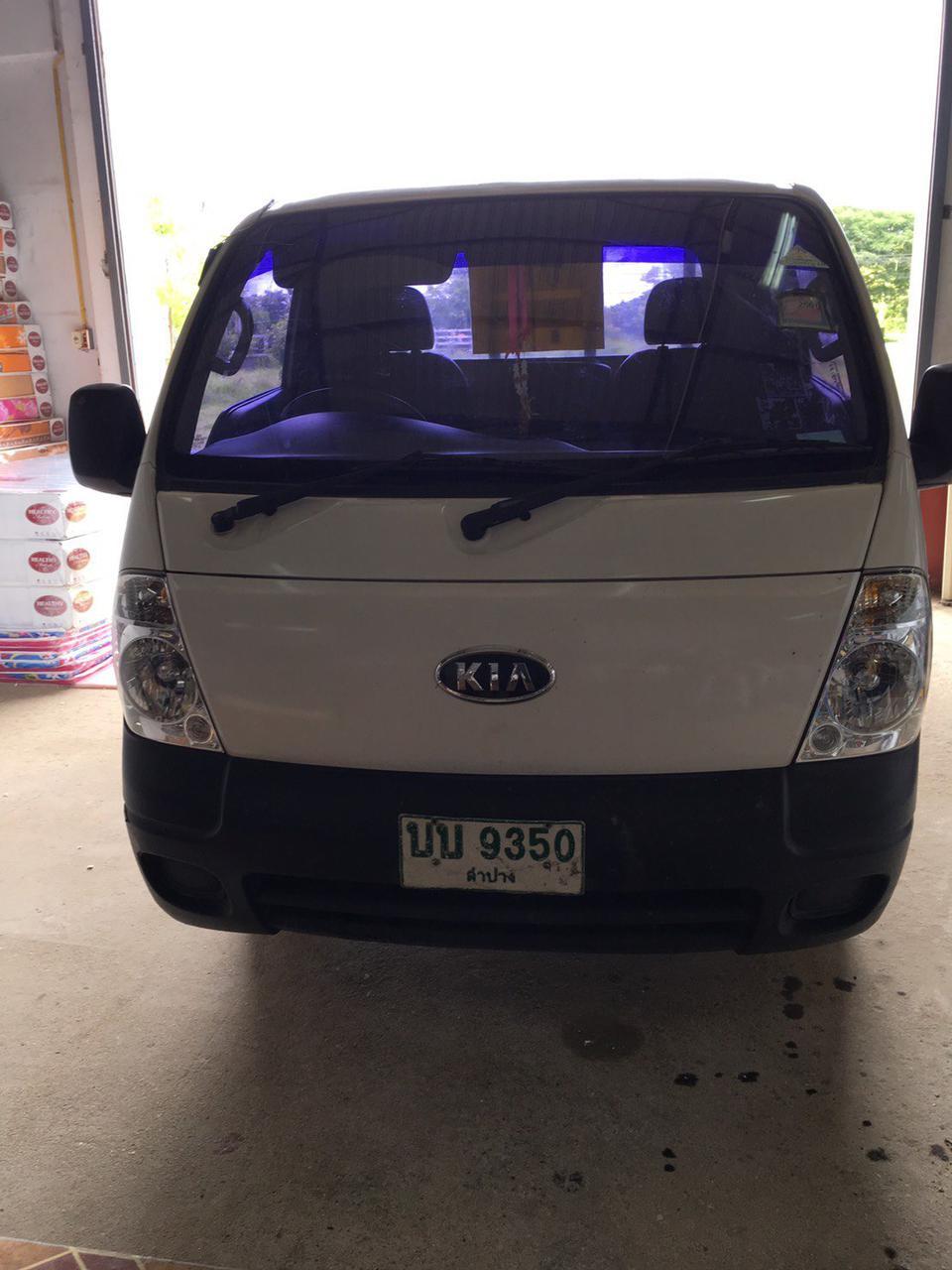 รถกระบะ KIA ปี 2005 รูปที่ 5