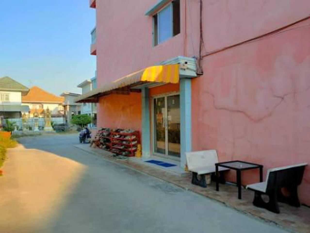 ให้เช่า อพาร์ทเม้นท์ หอพักตึกสีส้ม ขนาด 28 ตรว. พื้นที่ 112 ตรม. รูปที่ 2