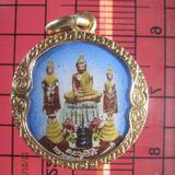 5418 ล็อกเก็ตหลวงพ่อทอง วัดเขาตะเครา ปี 2516 จ.เพชรบุรี