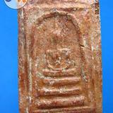 1160 พระสมเด็จเนื้อว่าน 108 วัดธรรมาธิปไตย ปี 2496