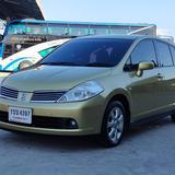 Nissan Tiida 1.6 ออโต้  ปี2007TOP