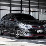 Toyota Yaris 1.2 S รุ่น Top ปี 2019 เลขไมล์แท้ 20,000 กิโล ( รับประกันเลขไมล์แท้100% )