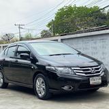 HONDA CITY 1.5 S CNG เกียร์Auto ปี 2013