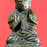 รูปหล่อโบราณพระจีนประทานพร