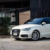 AUDI A1 1.4 TFSI  TWIN CHARGED (Supercharger+turbo)185hp Topspeed 200+