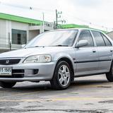 รถบ้าน ปี 2001  Honda City 1.5EXI เครื่องเบนซิน สภาพนางฟ้า !!